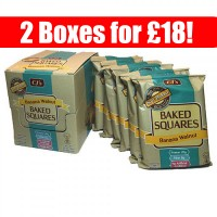 Chef Jay's Baked Squares Box of 6