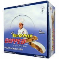 Chef Jay's Tri-O-Plex Dipped Cookies Box of 12