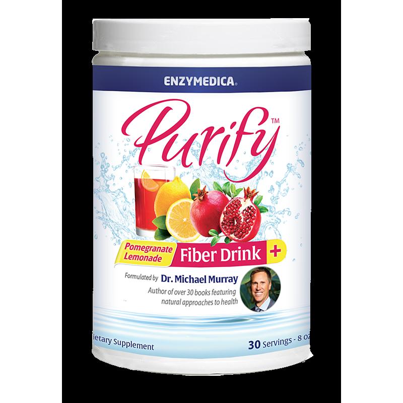 Enzymedica Purify Fiber Drink + 240g