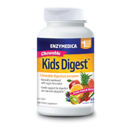Enzymedica Kids Digest Chewable 90 Capsules