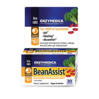 Enzymedica Bean Assist 30 Capsules