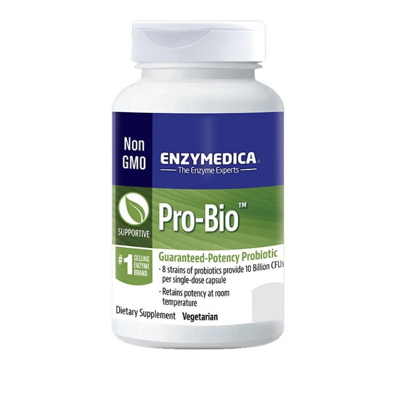 Enzymedica Pro Bio 90 Capsules