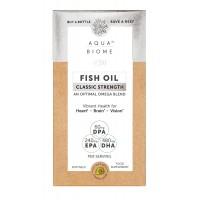 Aqua Biome Fish Oil Classic Strength 22 Softgels