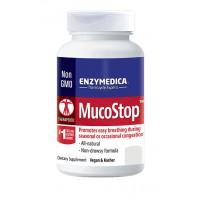 Enzymedica MucoStop 96 Capsules